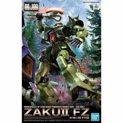 Bas5057791 Zaku II FZ