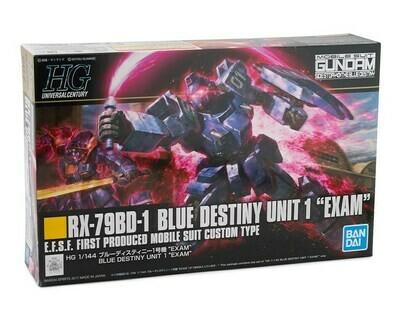 BAS5058268 #207 BLUE DESTINY UNIT 1