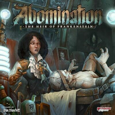 Abomination The Heir Of Frankenstein