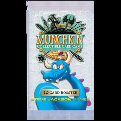 MUNCHKIN CCG BOOSTER
