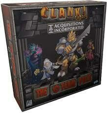 Clank! Legacy Acquisitions Inc: The C Team