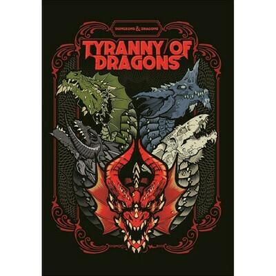 D&D Tyranny Of Dragons
