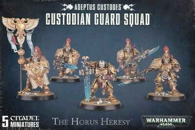 Adeptus Custodes Custodian Guard