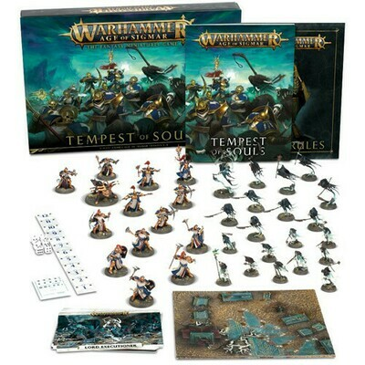 Age of Sigmar Tempest Of Souls