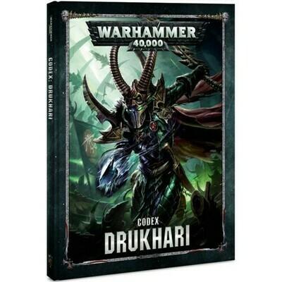Codex Drukhari (Dark Eldar)