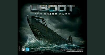 U-Boat The Board Game