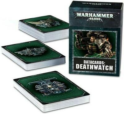 Datacards Deathwatch
