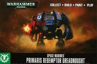 Primaris Easy to Build Redemptor Dreadnought