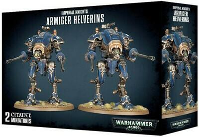 Imperial Knights Armiger Helverins