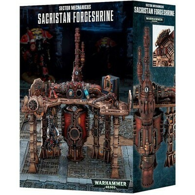 Sector Mechanicus Sacristan Forgeshrine
