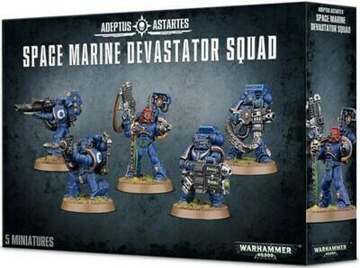 Space Marine Devastators