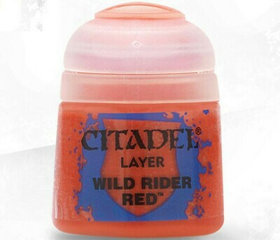 (Layer)Wild Rider Red