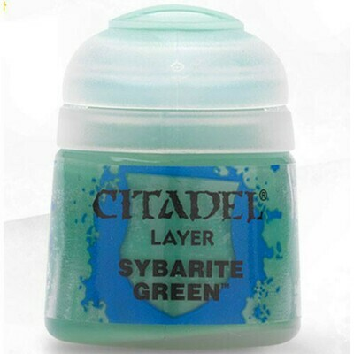 (Layer) Sybarite Green