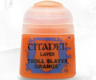 (Layer)Troll Slayer Orange
