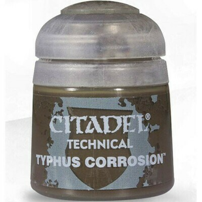 (Technical)Typhus Corrosion