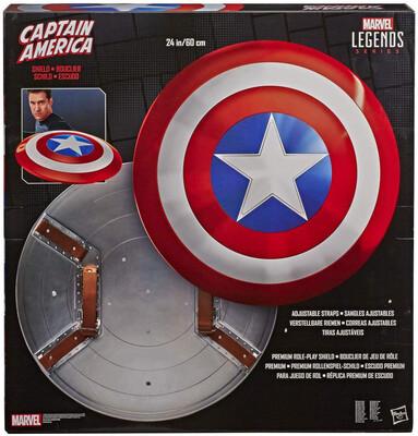 Captain America Shield Legends Series