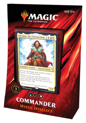 Commander 2019 Mystic Intellect