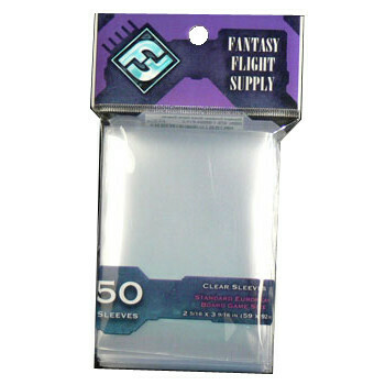 FFG Standard European Board Game Sleeves