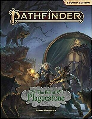 Pathfinder 2nd ED The Fall Of Plaguestone