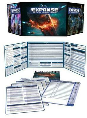 The Expanse Game Master's Kit