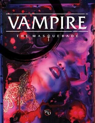 WoD Vampire The Masquerade 5th Ed
