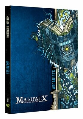 Malifaux 3E Arcanists Book