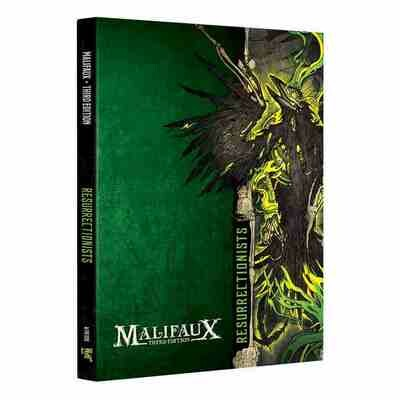 Malifaux 3E Resurrectionists Book