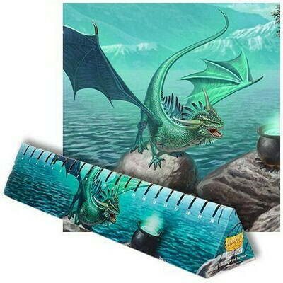 Dragon Shield Playmat Bayaga