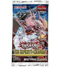 Yu Gi Oh Infinity Chasers Booster Pack