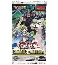 Yu Gi Oh Shadows In Valhalla Booster Pack