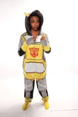 Transformers Bumblebee Onesie PJ 2XL
