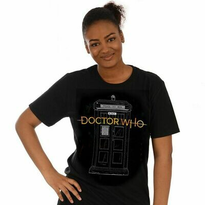 Doctor Who 13th Doctor Tardis Xl