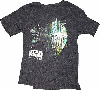 Star Wars Dripping Death Star Tshirt  2X