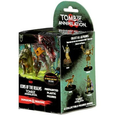 Icons Of The Realms Tomb Of Annihilation