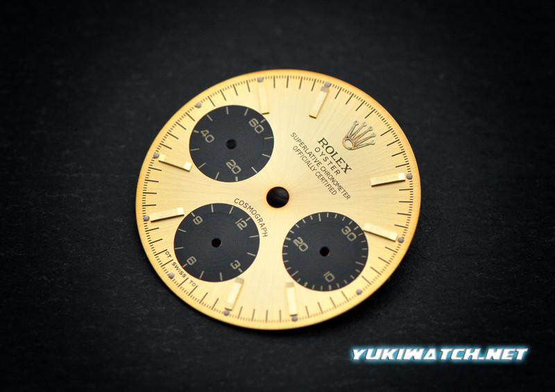 Daytona Gold SIGMA 6263 Dial