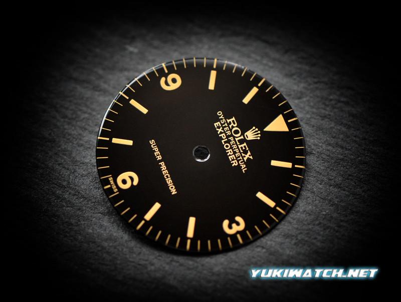 """EXI 5500 gloss """"Super Precison"""" dial"""