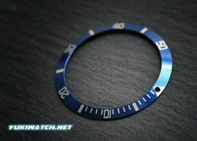 Blue Submariner Bezel Insert