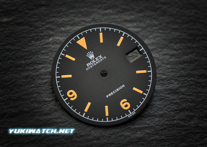 Rolex Oyster 6694 Explorer dial