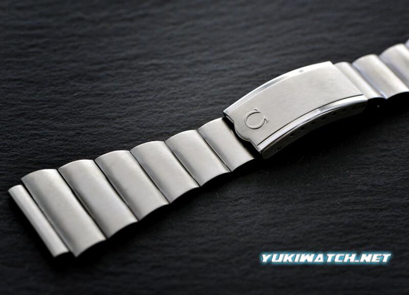 Omega NOS Bracelet similar Speedmaster 125