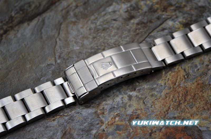 20mm Submariner solid bracelet