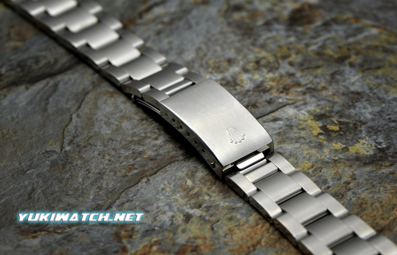20mm Oyster solid replacement Bracelet