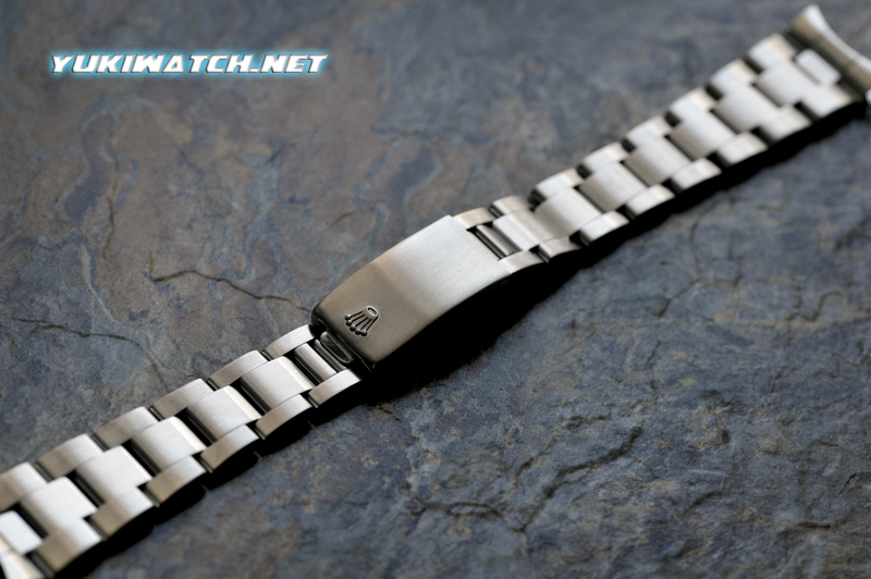 19mm Oyster solid replacement Bracelet