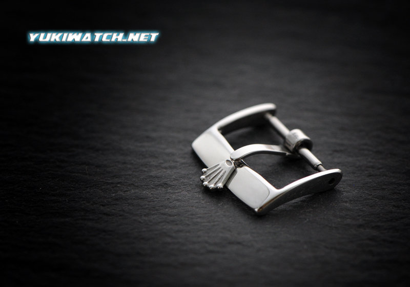 RoIex 16mm Stainless Steel Buckle