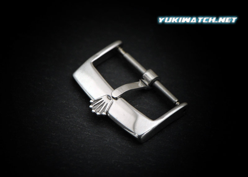 Rolex 20mm Stainless Steel Buckle