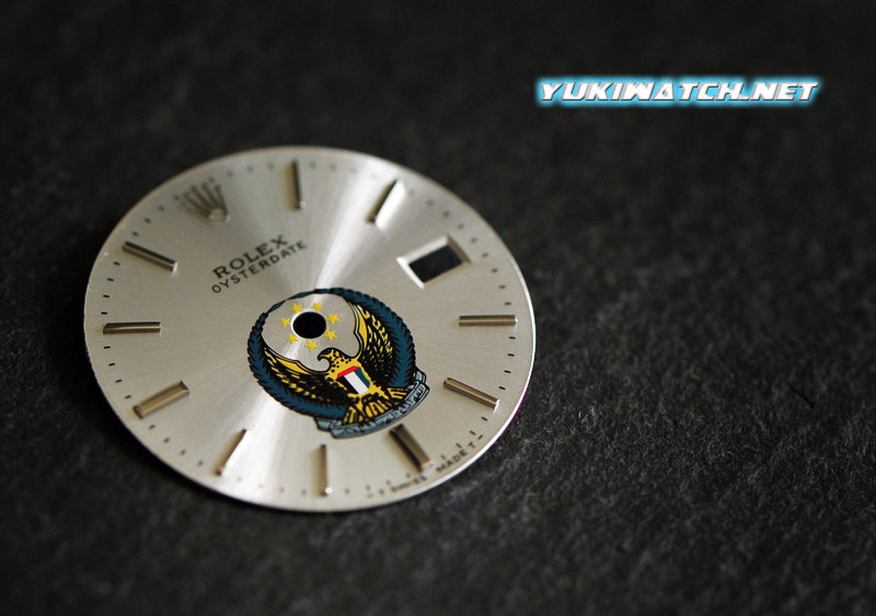 Rolex Oyster 6694 UAE dial