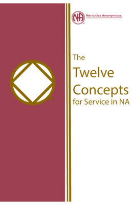The Twelve Concepts For NA Service (Free)