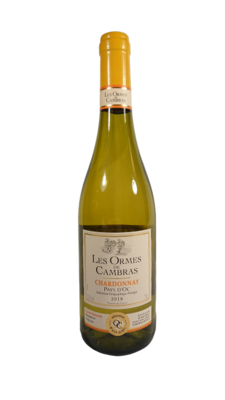Weisswein Chardonnay (Les Ormes de Cambras)