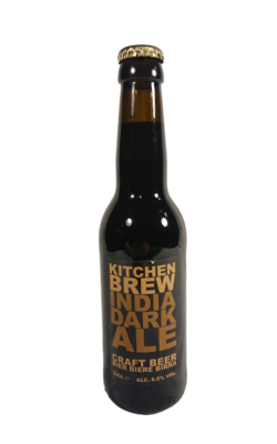 ​KitchenBrew India Dark Ale (Sixpack)
