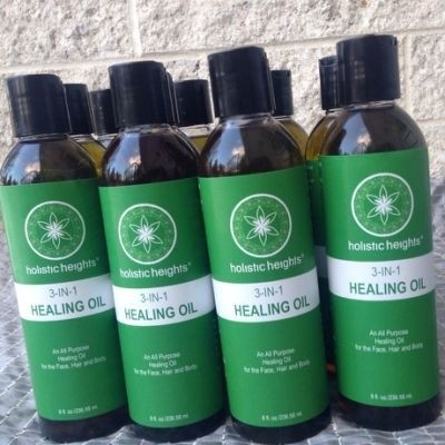 Holistic Heights Healing Oil