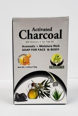 Pk Naturals Activated Charcoal Soap